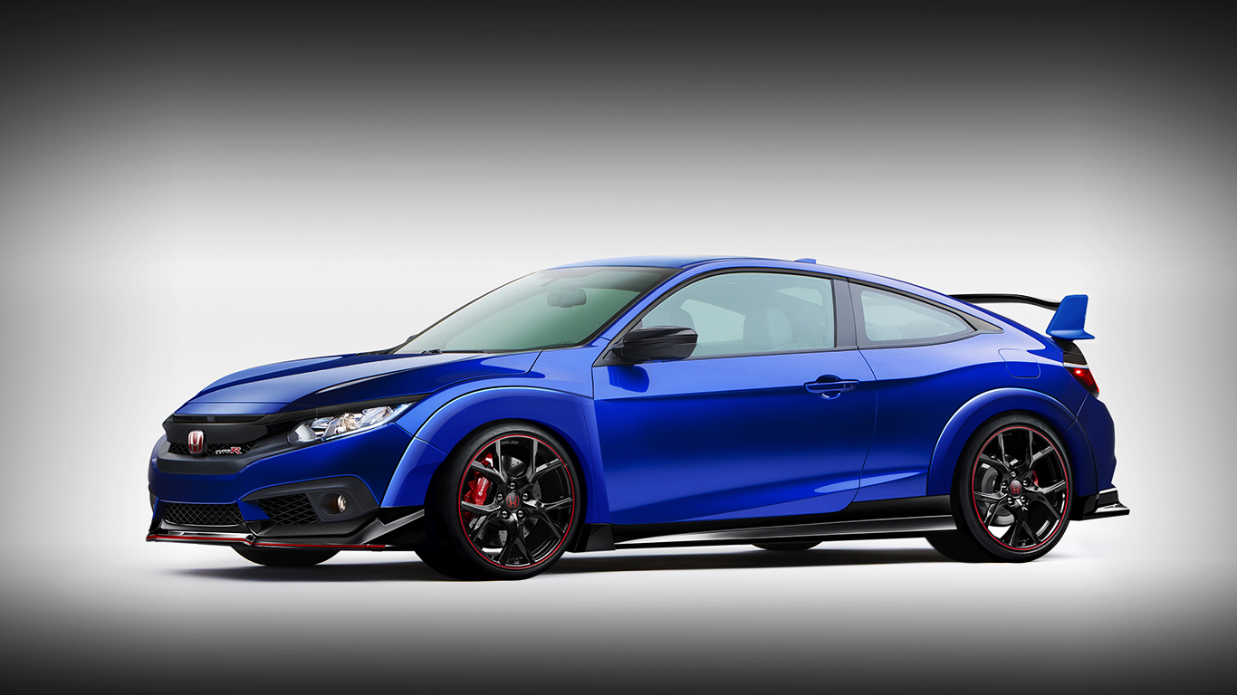 2016+ Honda Civic 1.5T Front Mount intercooler kit